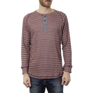 Dayton Thermal Henley Men's 100% Cotton Top