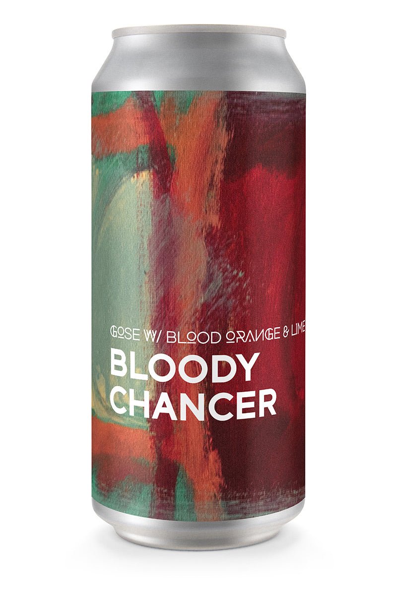 BLOODY CHANCER | Gose with Blood Orange & Lime (4-pack)