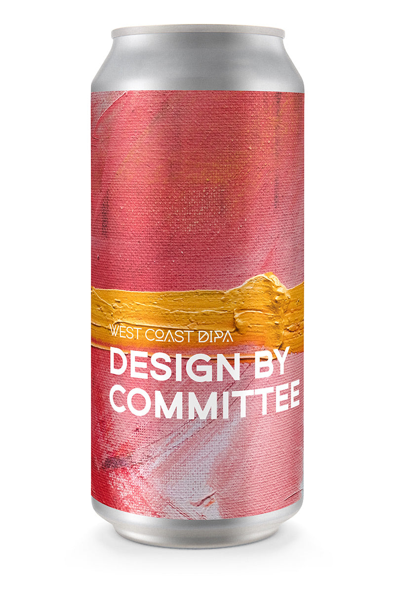 DESIGN BY COMMITTEE |  WEST COAST DIPA (4-pack)