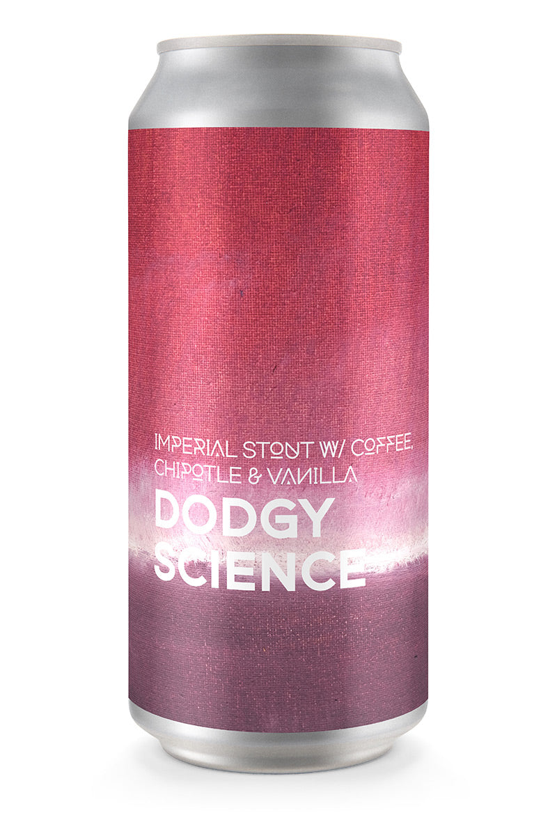 DODGY SCIENCE| Imperial Stout with Coffee, Chipotle & Vanilla x Root & Branch (4-pack)