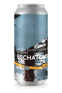ESCHATOLOGY | Imperial Salted Caramel Stout with Coffee (4-pack)