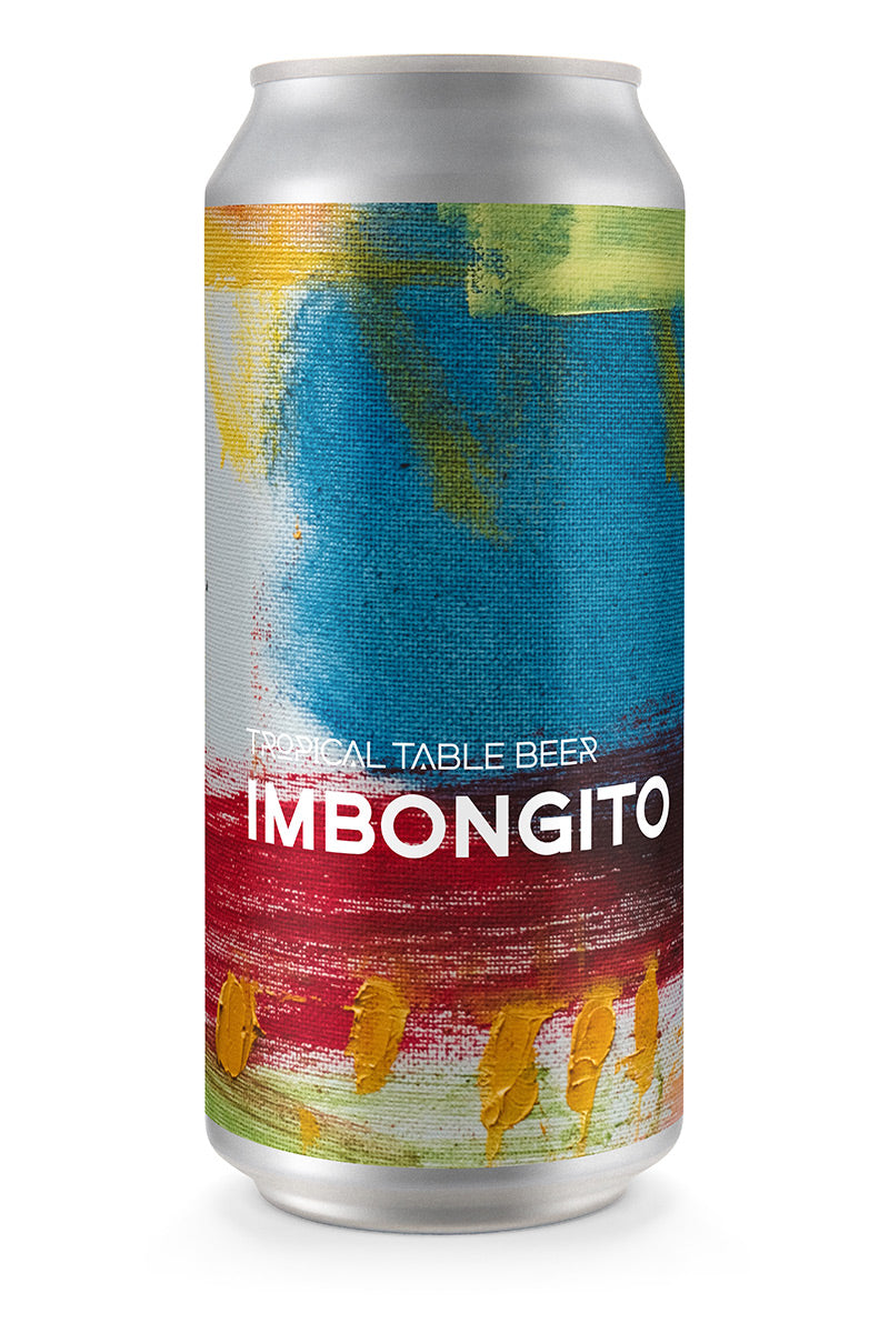 IMBONGITO | Tropical Table Beer (4-pack)