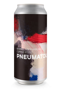 PNEUMATOLOGY | Barrel Aged Imperial Stout with Coffee (4-pack)