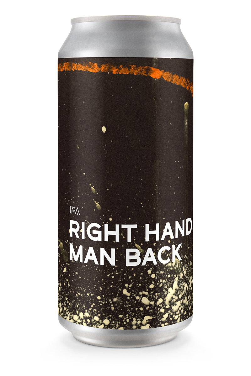 RIGHT HAND MAN BACK | IPA (4-pack)