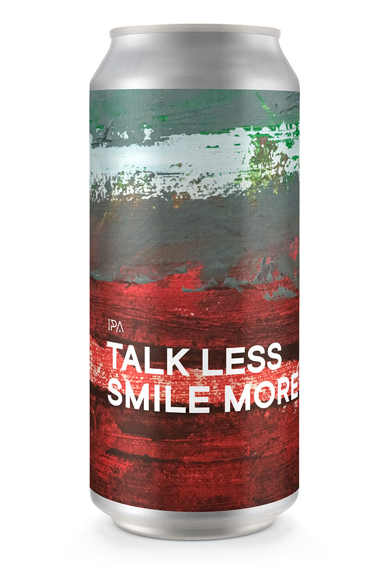 TALK LESS SMILE MORE | IPA (4-pack)