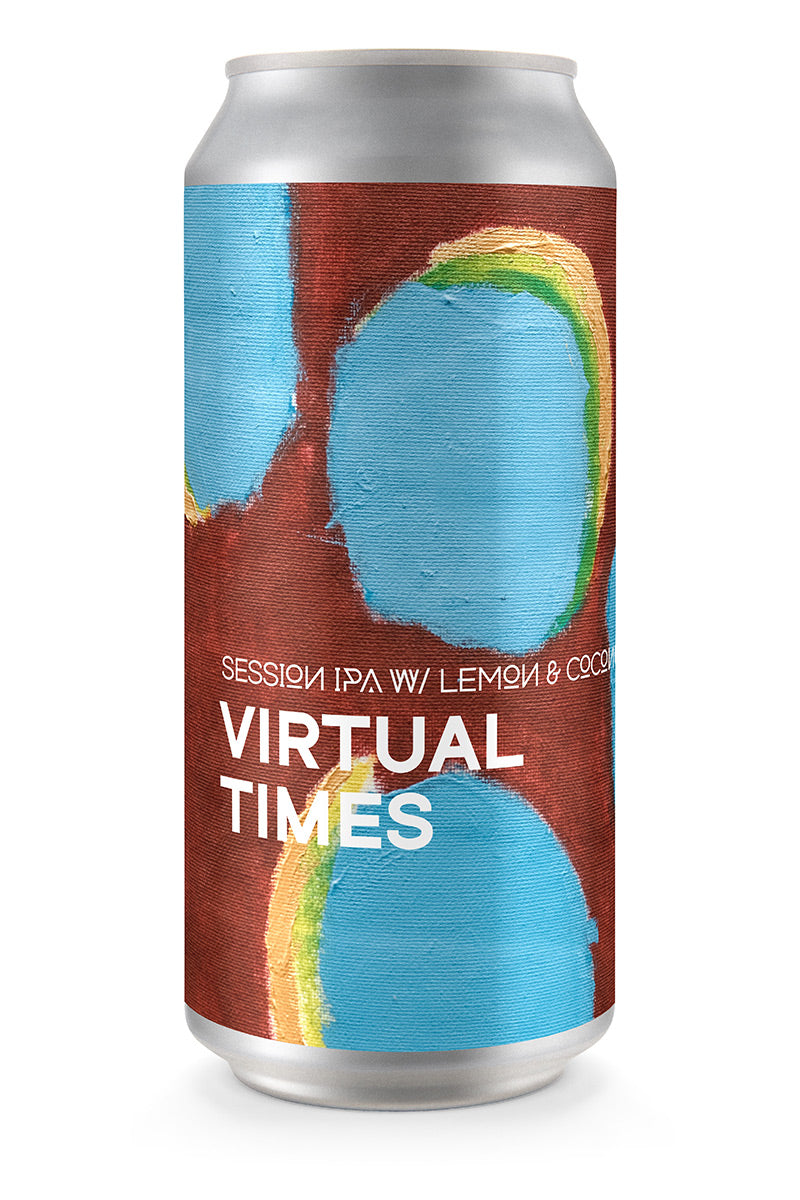VIRTUAL TIMES | Session IPA (4-pack)
