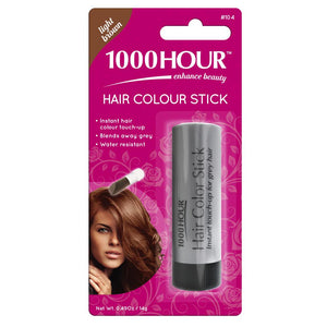 1000 Hour Hair Colour Stick - Light Brown