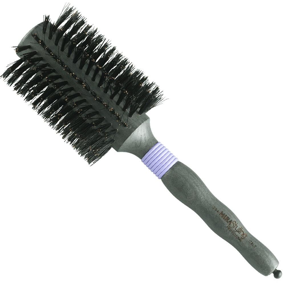 Mira 294 Jumbo Boar Bristle Radial Brush 70mm