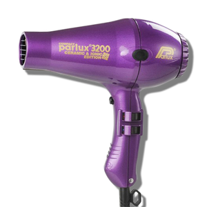 Parlux 3200 Ionic & Ceramic Compact Hair Dryer - Purple