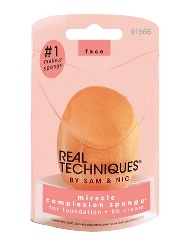#1566 Real Techniques Miracle Complexion Sponge