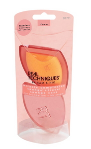 #1711 Real Techniques Miracle Complexion Sponge w Case