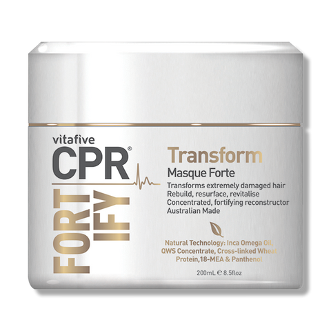 VitaFive CPR Fortify Transform Masque Forte 200ml
