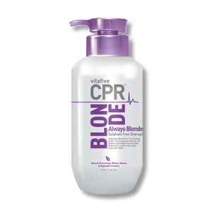 VitaFive CPR Blonde Always Blonde Shampoo 900ml