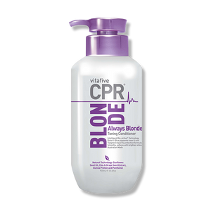 VitaFive CPR Blonde Always Blonde Conditioner 900ml