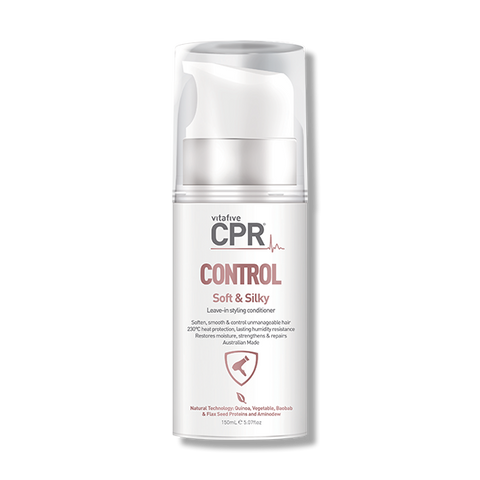 VitaFive CPR Control Soft & Silky Leave-in Styling Conditioner 150ml