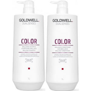 Goldwell Dual Senses Color Shampoo & Conditioner 1 Litre Duo