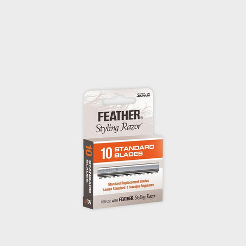 Feather Styling Blades - 10pk