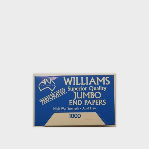 Jumbo Perm End Papers