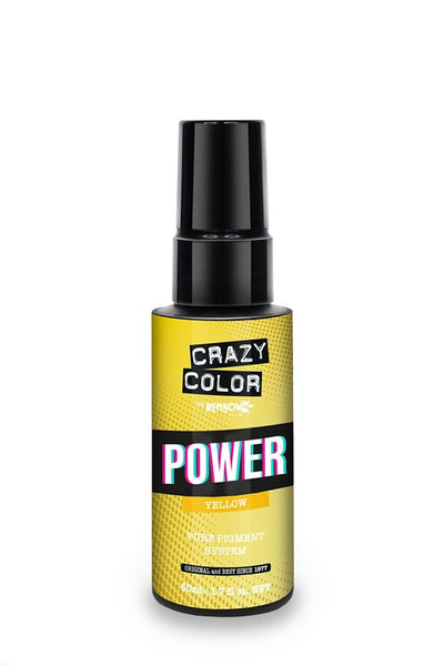 Crazy Color POWER Pigment Yellow