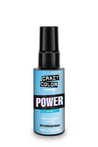 Crazy Color POWER Pigment Blue