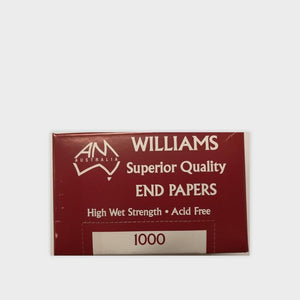 Standard Perm End Papers