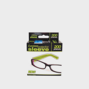 Glasses Protector Sleeves - 200pk