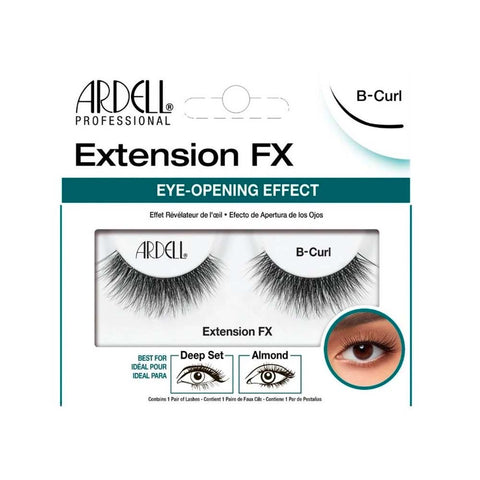 Ardell FX Extensions - B Curl