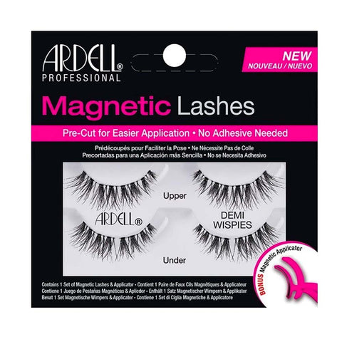 Ardell Magnetic Lashes - Pre-Cut Demi W