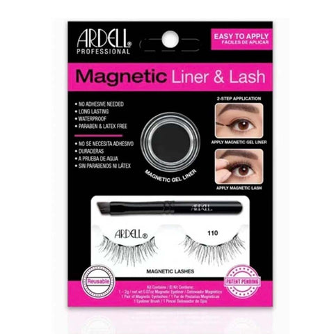 Ardell Magnetic Liner & Lash - 110 Lashes