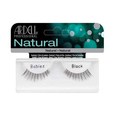 Ardell Natural Babies Lashes - Black