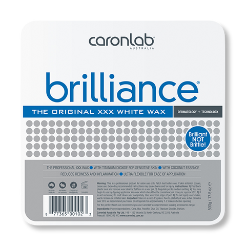 Caronlab Hard Wax Brilliance - 500g