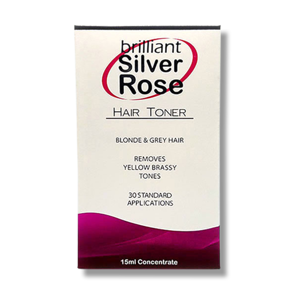 Brilliant Silver Rose - 15ml-Brilliant Silver White-Beautopia Hair & Beauty
