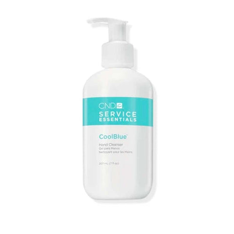 CND CoolBlue Hand Cleanser & Sanitiser 207ml