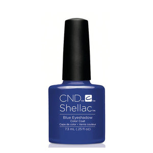 CND Shellac Gel Polish 7.3ml - Blue Eyeshadow
