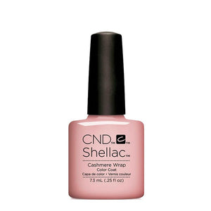 CND Shellac Gel Polish 7.3ml - Cashmere Wrap