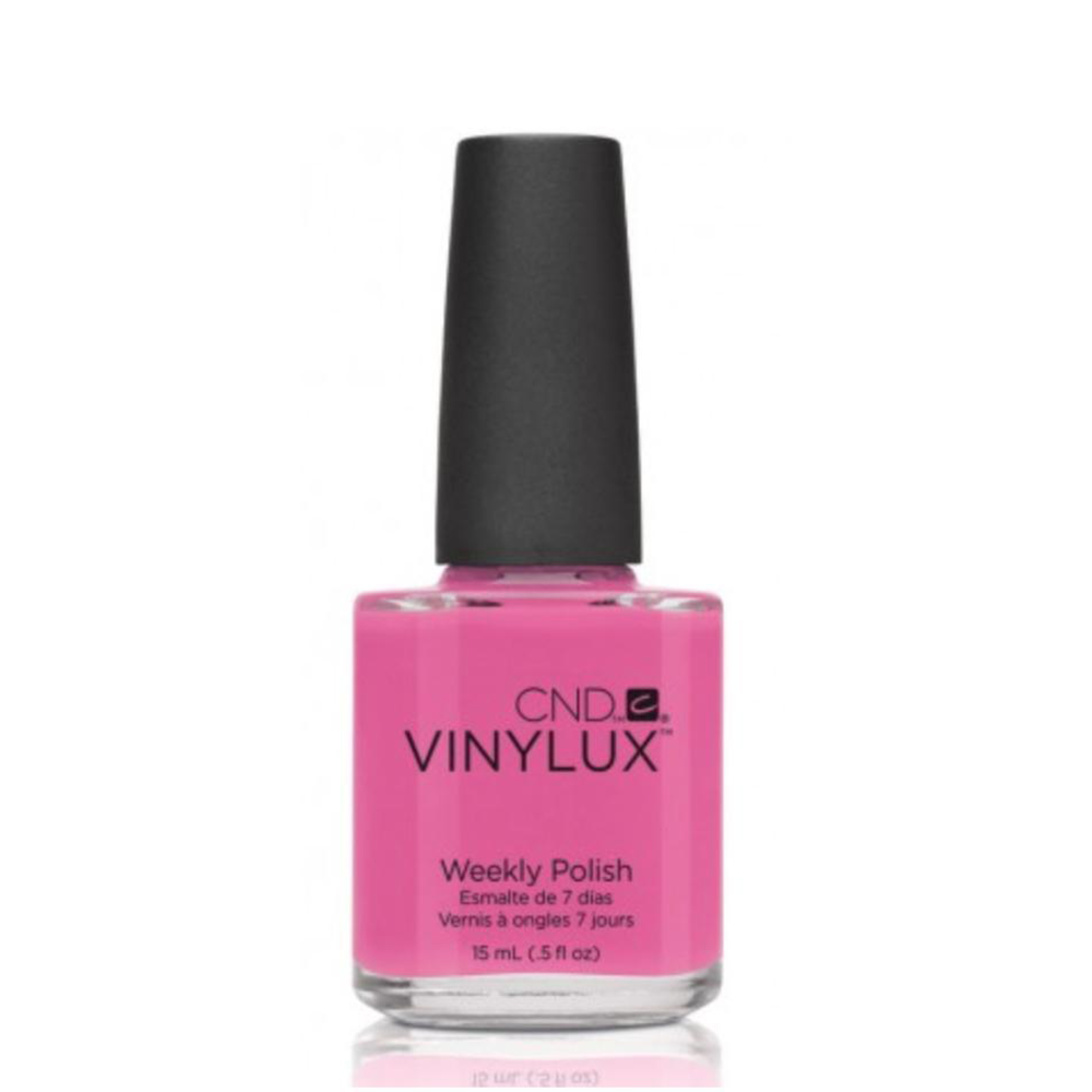 CND VINYLUX™ Long Wear Polish - Hot Pop Pink 15ml