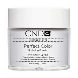 CND Sculpting Powder - Pure White Opaque - 104g