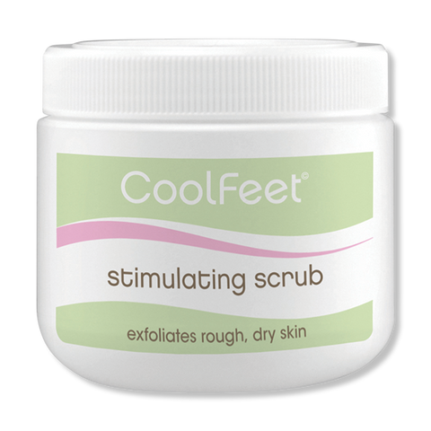 Natural Look Cool Feet Stimulating Scrub 600g
