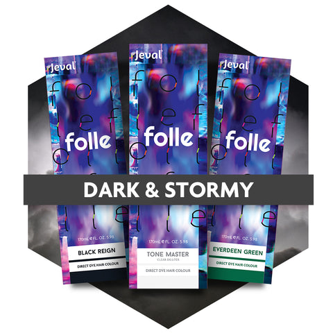 Jeval folle Dark & Stormy Cocktail