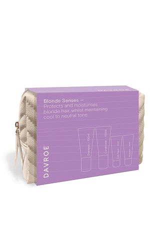 Davroe Blonde Senses Blonde Travel Pack