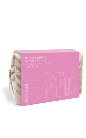Davroe Repair Senses Colour Travel Pack
