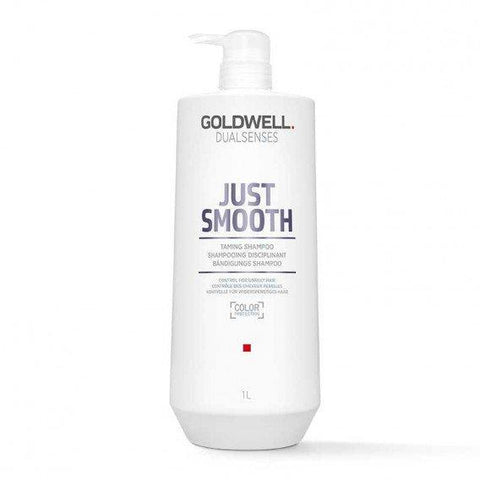 Goldwell Dual Senses Just Smooth Taming Shampoo 1 Litre