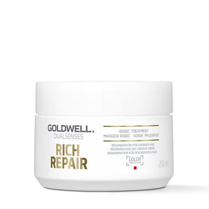 Goldwell Dual Senses Rich Repair 60sec Treatment 200ml