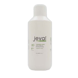 Jeval Oxidizing Cream - 30 Vol - 9% - 1 Litre