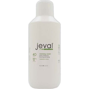 Jeval Oxidizing Cream - 40 Vol - 12% - 1 Litre