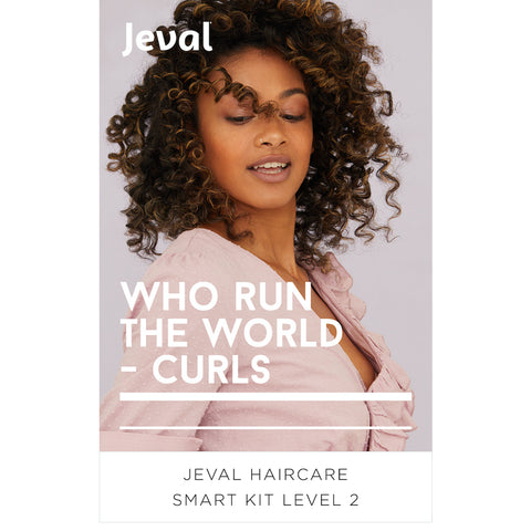 Jeval Haircare Smart Kit Level 2 - (70 Items) SAVE 33%!
