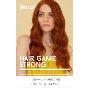 Jeval Haircare Smart Kit Level 1 - (30 Items) SAVE 33%!