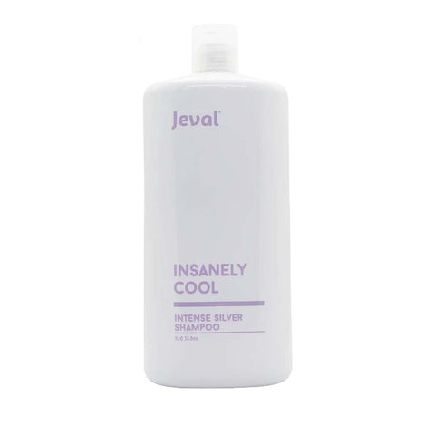 Jeval Insanely Cool Intense Silver Shampoo 1 litre
