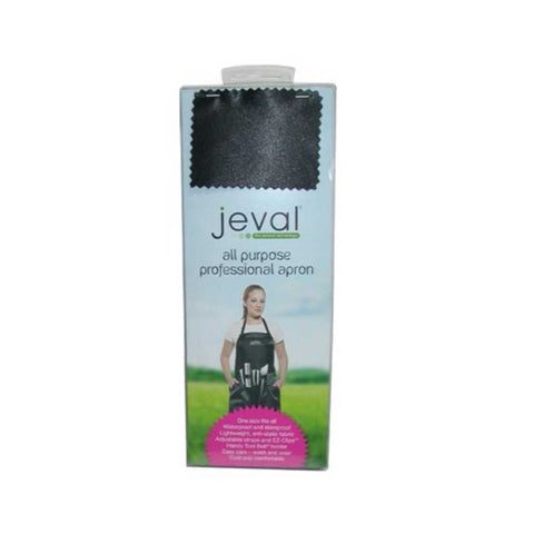 Jeval All Purpose Professional Apron - Black