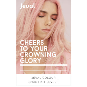 Jeval Colour Smart Kit Level 1 - (46 Items) FREE VALUE $128.00